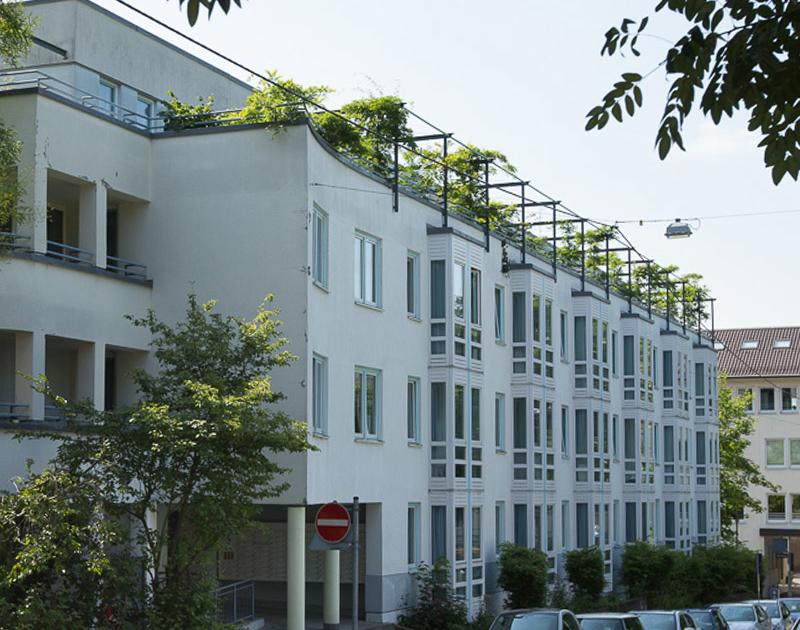 Wiederholdstrasse Wohnheim in Stuttgart